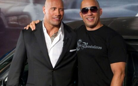 The Rock Is Returning to the Fast Furious Franchise Vin Diesel Teases   Spurzine