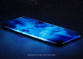 Xiaomi Reveals Concept Phone with Quad-curved Waterfall Display | Spurzine