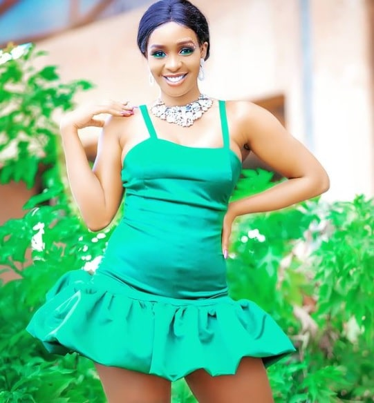 Cindy Sanyu Excited As She Prepares to Give Birth Soon   Spurzine