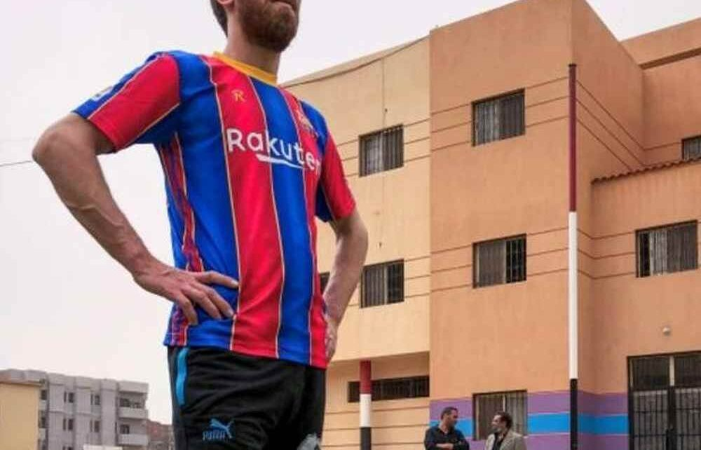 Egyptian That Looks Like Messi Gains Celebrity Status | Spurzine
