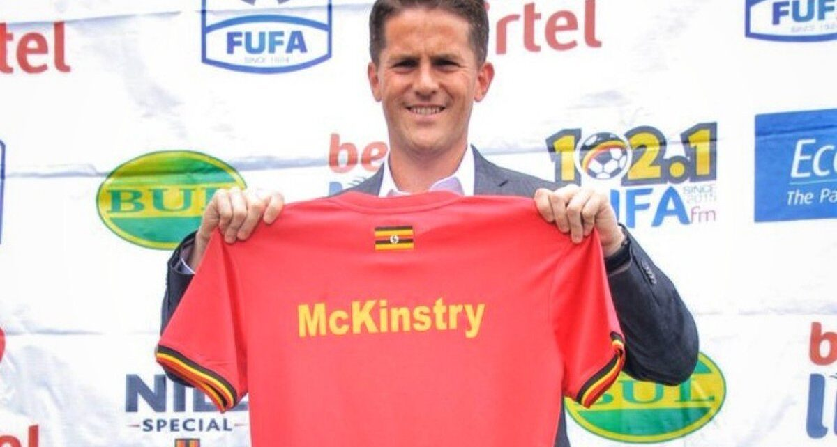 FUFA Gives Johnathan McKinstry A Time Out | Spurzine