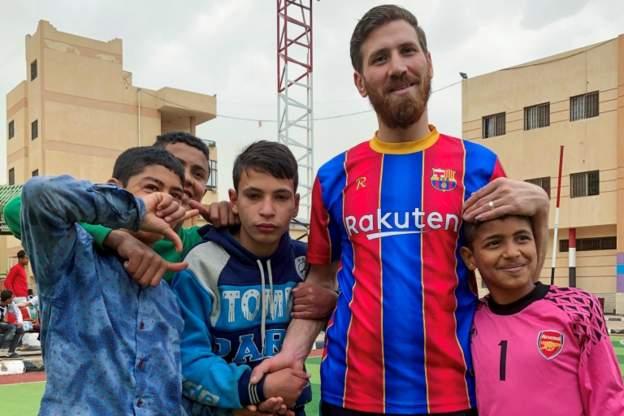 Egyptian That Looks Like Messi Gains Celebrity Status | Spurzine