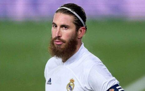 Zinedine Zidane Worried About Sergio Ramos Future at Real Madrid | Spurzine
