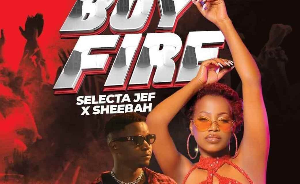 "Selecta Jeff and Sheebah Release ""Boy Fire"" Video 