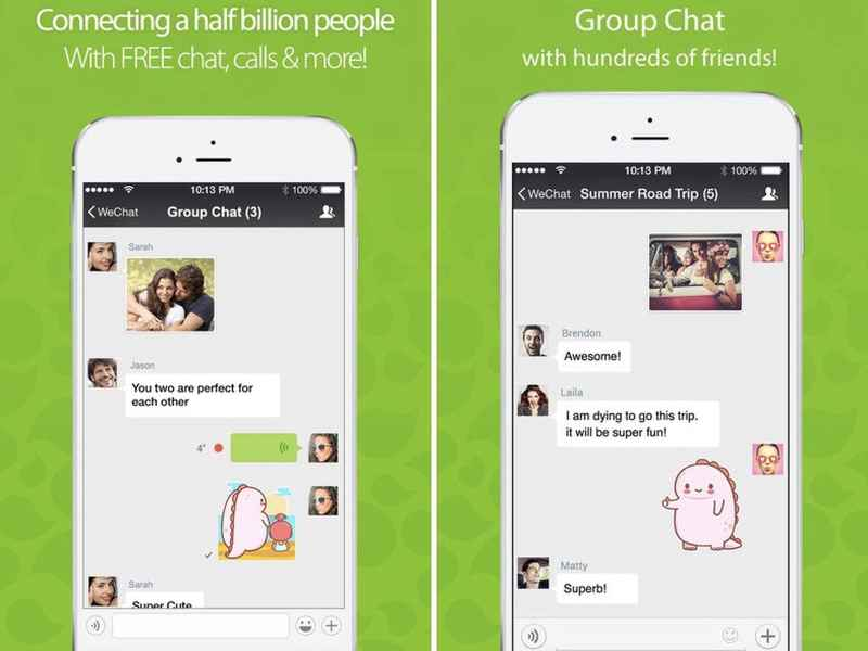 The Best 5 Messaging Apps You Should Have On Your Phone Right Now | Spurzine