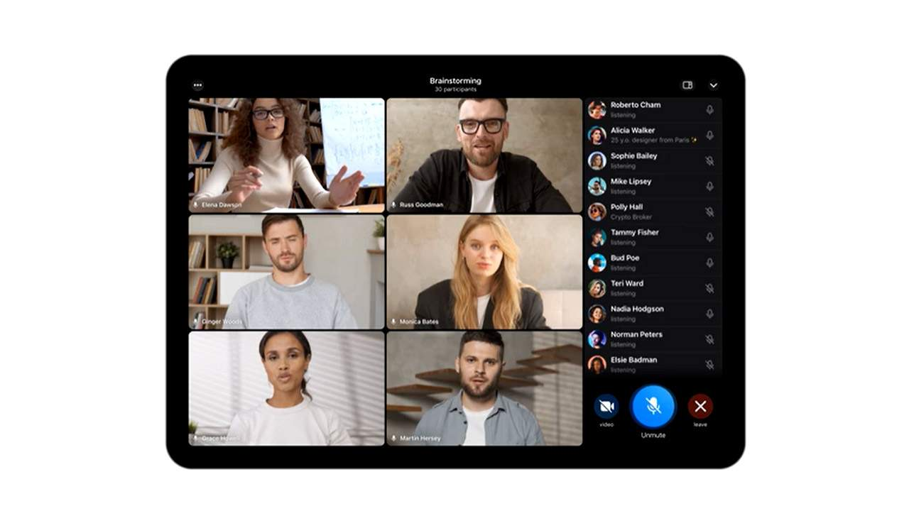 Telegram Update Adds New Video Call Feature Beating The Likes of Zoom and Whatsapp By a Mile | Spurzine