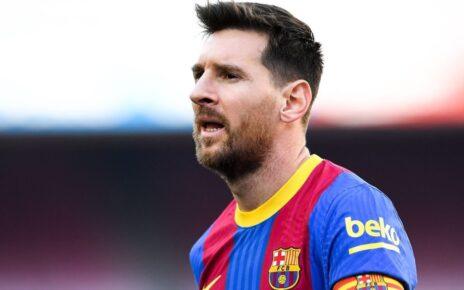 Lionel Messi Dumps Barca for PSG After Striking 2-year Deal   Spurzine