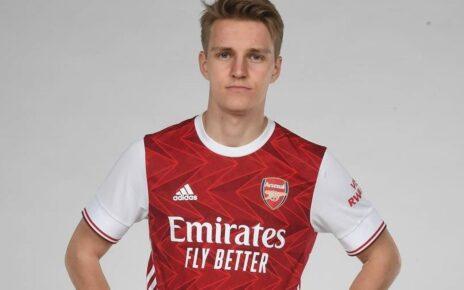 Arsenal A Step Closer To Signing Madrid's Martin Odegaard   Spurzine
