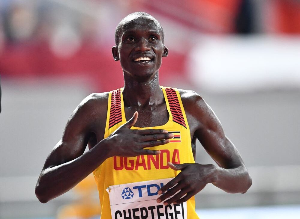 Uganda's Cheptegei Nominated for Male Athlete of the Year Award   Spurzine